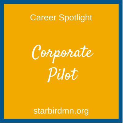 Career Spotlight on Corporate Pilot