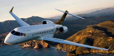 corporate pilot jet