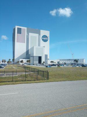 NASA Vehicle Assembly Bldg